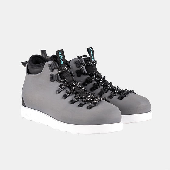 Ботинки Native Fitzsimmons Block Dublin Grey/Bone White/Block