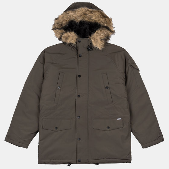 Куртка Carhartt Anchorage Parka Cypress/Black