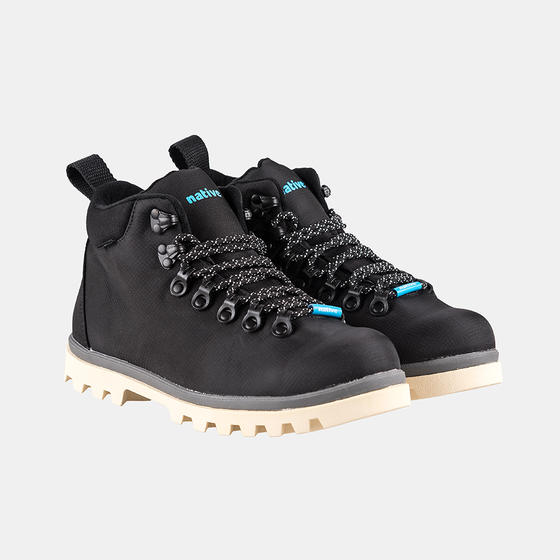 Ботинки Native Fitzsimmons Treklite Jiffy Black/Dublin Grey/Bone White