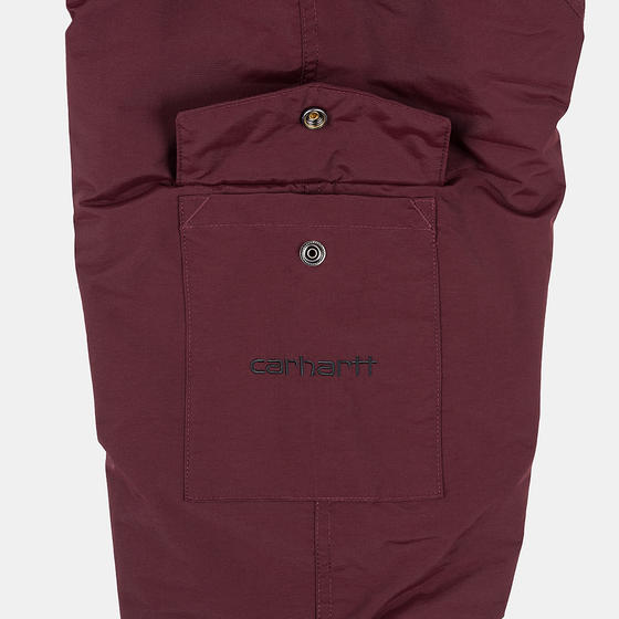 Куртка Carhartt Anchorage Parka Mulberry/Black