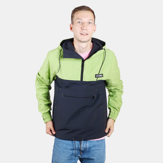 Анорак Anteater Cotton Combo Green