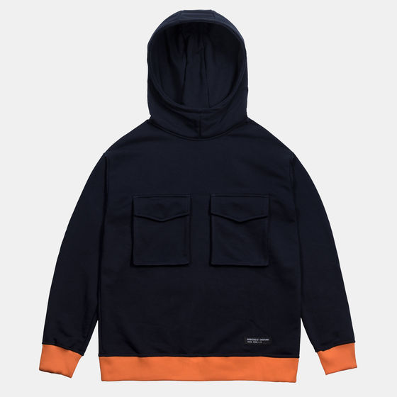 Толстовка Special CHEST POCKETS Hoodie